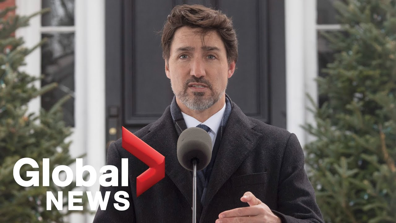 Coronavirus outbreak: Trudeau expects House of Commons to recovene for emergency measures
