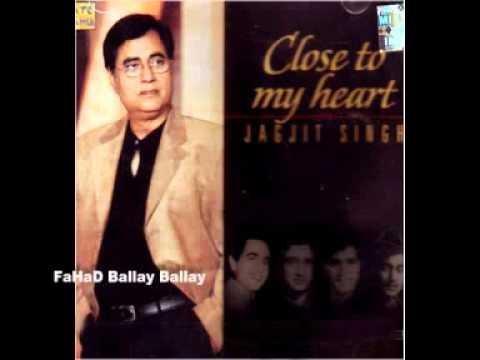 TERI DUNIYA MEIN JEENE Jagjit Singh Album CLOSE TO MY HEART