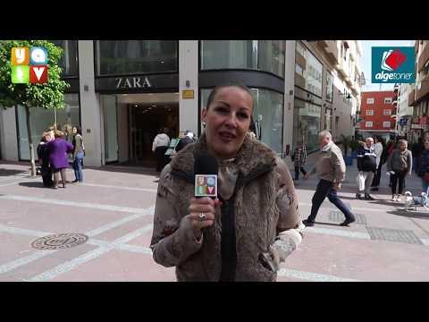 Como afectará al centro de Algeciras el traslado de Zara A PIE DE CALLE  programa 12