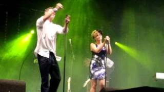 Alphabeat - Touch Me Touching You @ Appelpop