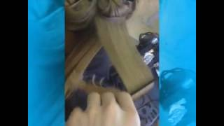 видео Нанопластика «Nanokeratin» - безопасное выпрямление волос