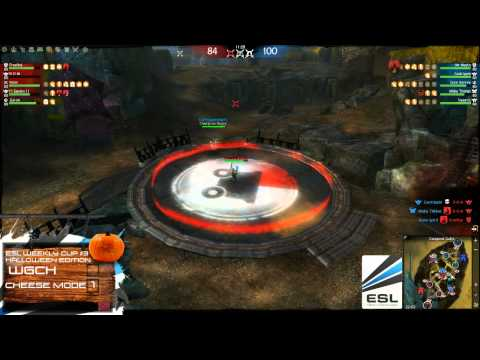 Who Gets Carried Hard vs Cheese Mode ESL Weekly Cup #3 Final!