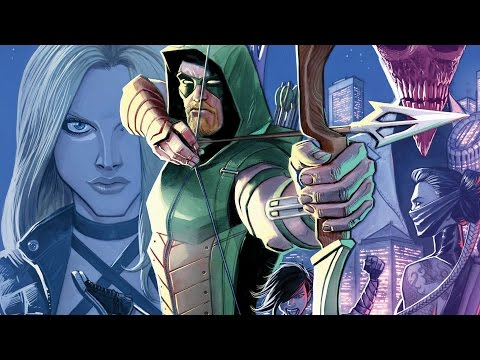 Green Arrow Rebirth Vol 1: Death of Green Arrow