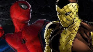 Shocker In Spider-Man: Homecoming First Look?