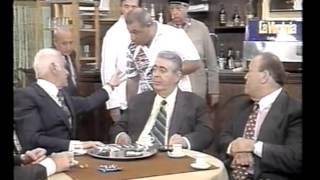 Polemica en el Bar Porcel Portales La Russa Acosta Tristan Sofovich TV TEVEREC