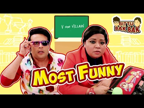 Bittu Bak Bak - Most Funny Videos thumbnail