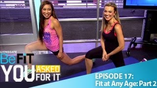 Fit At Any Age | Exercises For a Perky Butt -You Asked For It
