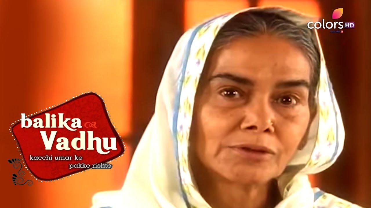 Balika Vadhu | बालिका वधू | Dadisa's Surprising Decision About Anandi's marriage!