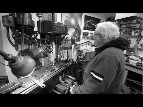 Milling Locomotive Frames 1080p