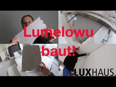 Hausupdate #5 | Risse an den Wänden!? | Malerarbeiten | Bodenbeläge| Empty House Roomtour
