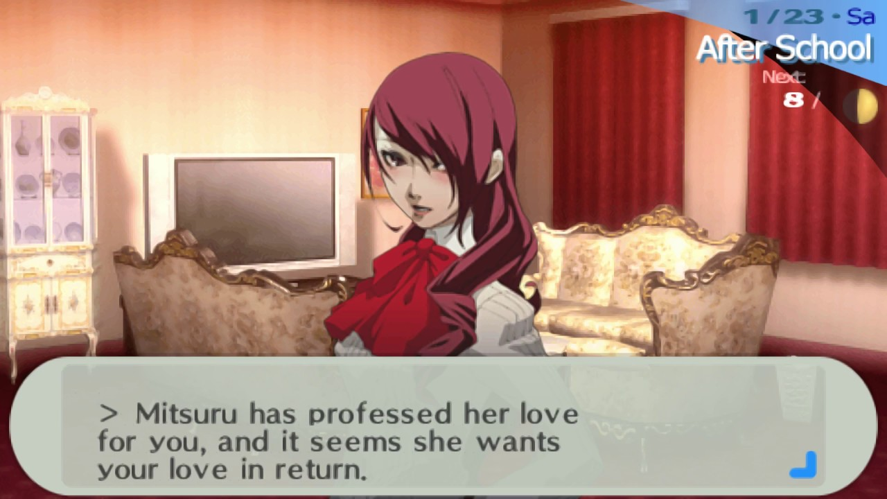 when can you start dating mitsuru