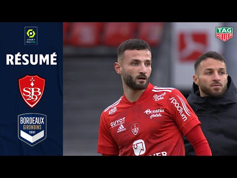 Brest Bordeaux Goals And Highlights