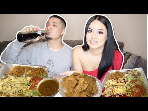 MUKBANG: HOW WE REALLY MET + FIRST DATE 馃拸