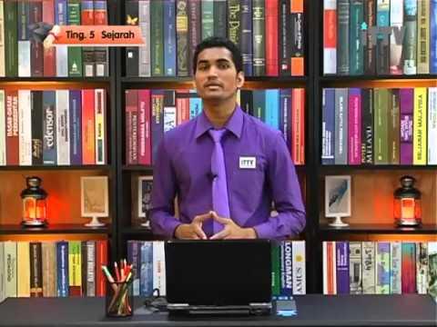 iTTV SPM Form 5 Sejarah Topik 01 Perubahan Sistem Politik Tuition/Tips