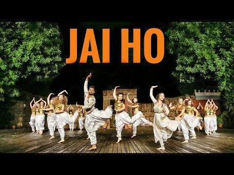 JAI HO | Slumdog Millionaire | Sumon Rudra Choreography