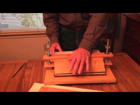 Fore Edge Painting Artist Press