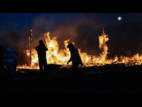 Standing Rock Faces Media Blackout During Militarized Operation to Clear Camps (1/2)
