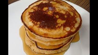 How to make Whole wheat Pan Cake   Atta pancake   ഗോതമ്പ് പാന് കേക്ക്