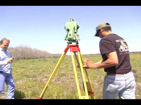 Total Station SetUp