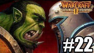 WIĘZIENIE - Let's Play Warcraft 2 Tides of Darkness #22 [KAMPANIA LUDZI]
