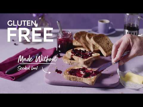 M&S   Made Without Seeded Loaf & Sourdough Thins