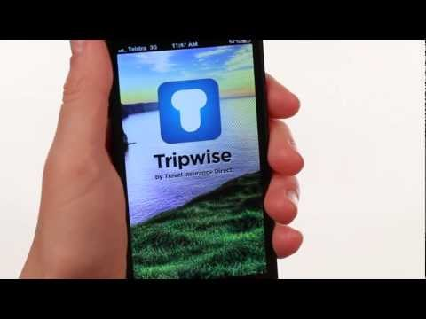 Tripwise - The Handy New Travel App From Travel Insurance Direct