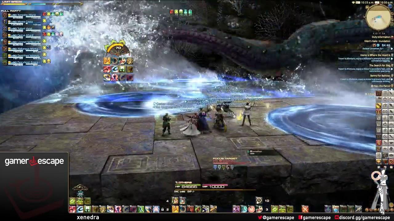 FFXIV Shadowbringers Guide: Eden's Gate: Inundation – Gamer