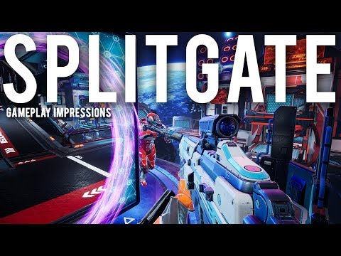 Splitgate - If Halo And Portal Had A Baby