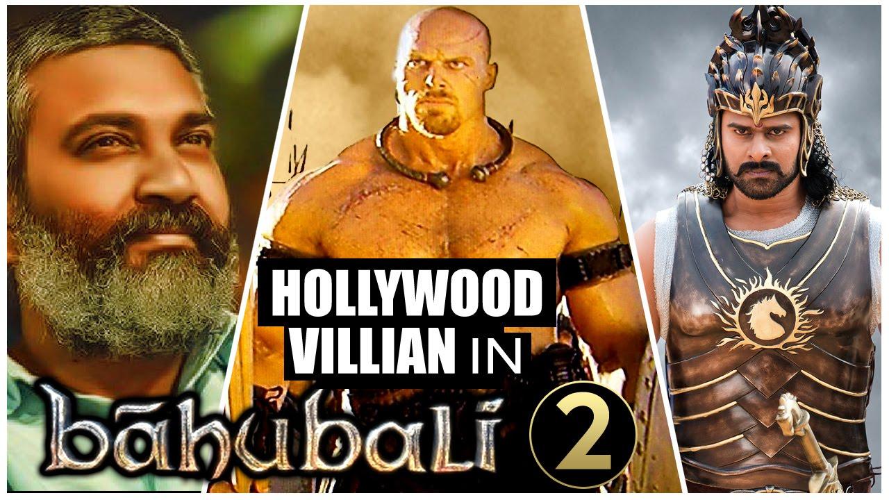 Bahubali 2 - SS Rajamouli Ropes Hollywood Actor Nathan Jones As Villain