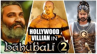 Bahubali 2 - SS Rajamouli Ropes Hollywood Actor Nathan Jones As Villain