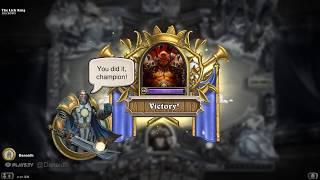 [Lich King] Patron Warrior