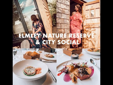 Vlog 2. My Life in London: City Social | Elmley Nature Reserve