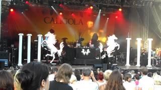 Caligola 10.07.12 @ Burg Clam (Violettas Dance)