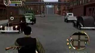Godfather Wii  - Fun with Civilians