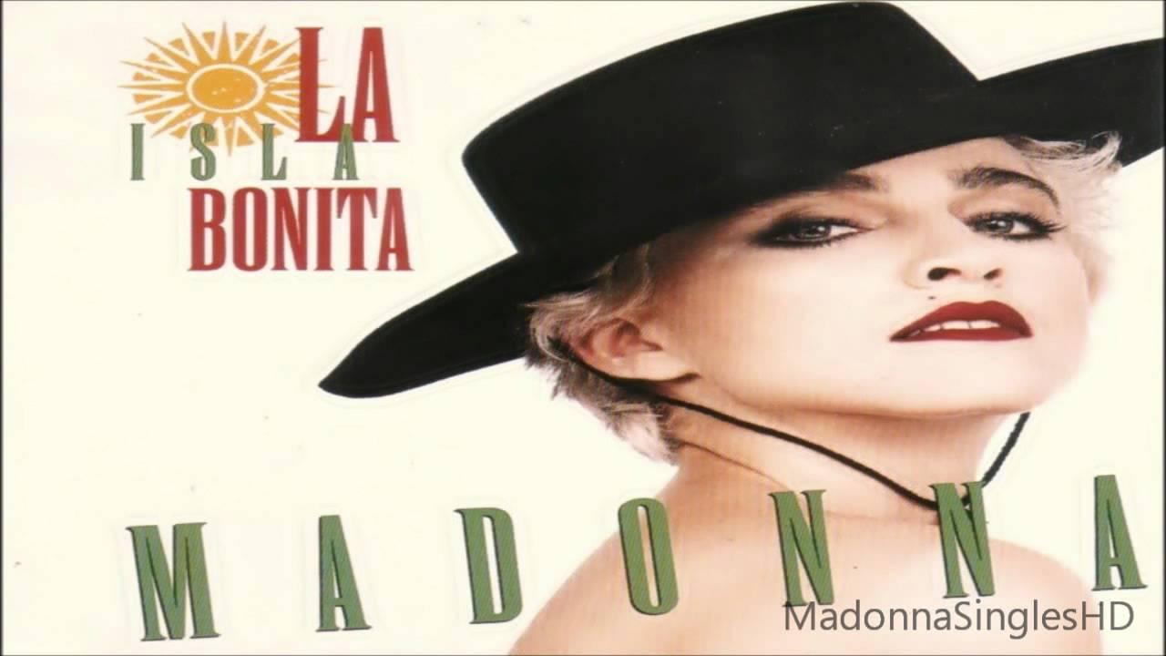 Madonna - La Isla Bonita (Instrumental)
