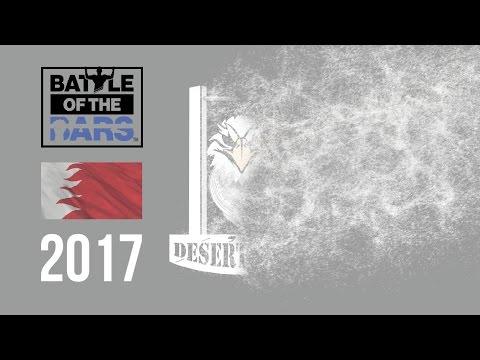 Battle of The Bars Bahrain 2017