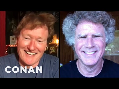 #CONAN: Will Ferrell Full Interview - CONAN on TBS