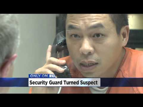 Sacramento Security Guard In Jail After Chasing Suspected Thief Who's Walking Free