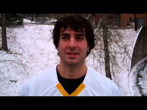 Randolph Men's Lacrosse - Anthony Mangano