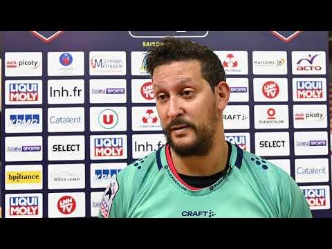 Coupe de la Ligue / 8e de finale : Yassine Idrissi après Limoges - Aix
