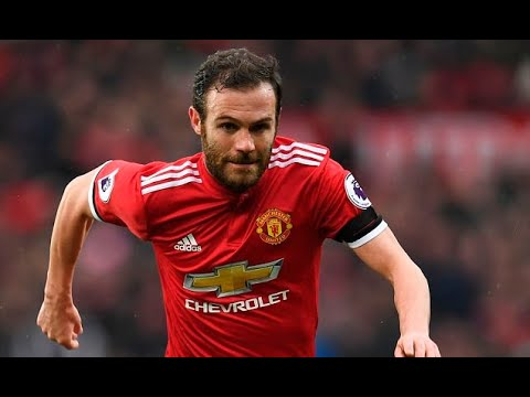 Juan Mata helps Man United kit staff with washing after away games