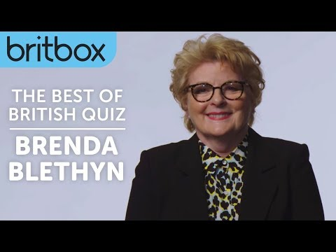 Brenda Blethyn chooses her best of British  Vera  BritBox