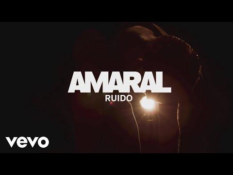 Amaral - Ruido (Lyric Video)