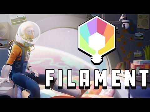 FILAMENT Gameplay |