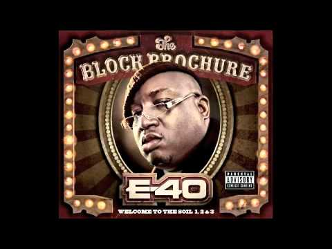E-40 I Can Do Without You (feat. Butch Cassidy) [Bonus track]