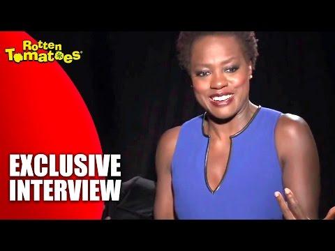 Viola Davis - Exclusive 'Ender's Game' Interview (2013)