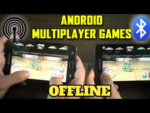 Best Offline Multiplayer Games On Android | Bluetooth // Hotspot |