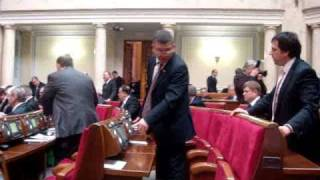 Verkhovna Rada (Parliament of Ukraine) 15.03.2011. Part 2