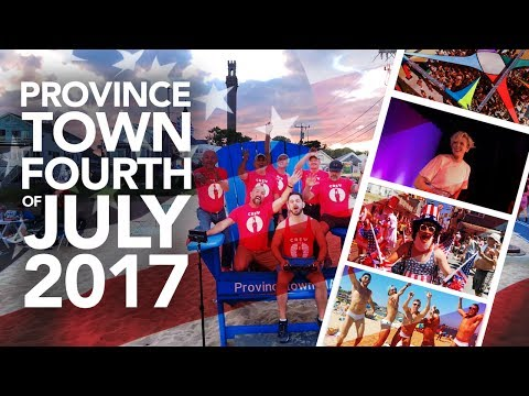 Provincetown 4th of July 2017 - Glory Days with Betty Who