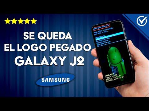 ¿Por qué el Samsung Galaxy J2 se Queda en el logo? - Solución Rápida